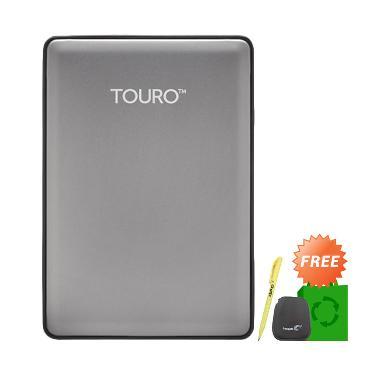 Jual Hitachi HGST Touro S Harddisk Eksternal - [500 GB/7200 RPM] + Free Go Bag + Pouch + Pen Harga Rp 959000. Beli Sekarang dan Dapatkan Diskonnya.