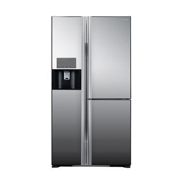 Hitachi RM80GPGD2XMIRR Refrigerator [Multi Door] [Kab.Bandung]