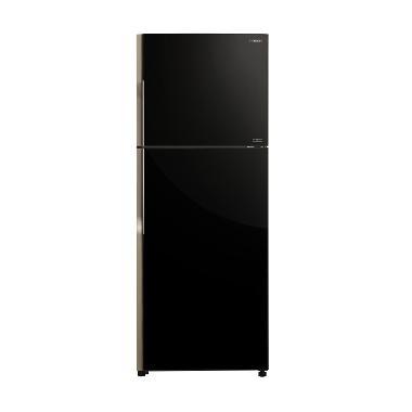 Hitachi RVG45PGD3GBK Refrigerator [2 Pintu] [Kab.Bandung]
