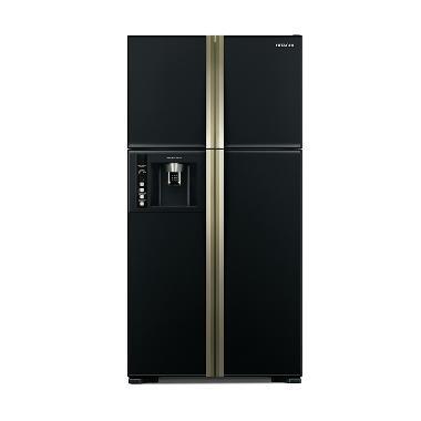 Hitachi RW70PGD3GBK Refrigerator [Multi Door] [Kab.Bandung]