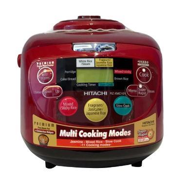 Hitachi RZ-XMC10Y Rice Cooker [1 Liter]