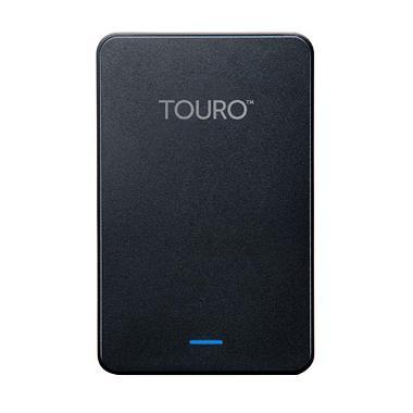 Hitachi Touro Mobile Hitam Hard disk External [1 TB]