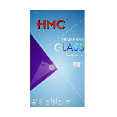 HMC Tempered Glass Screen Protector ... 5.5 Inch/2.5D Real Glass]