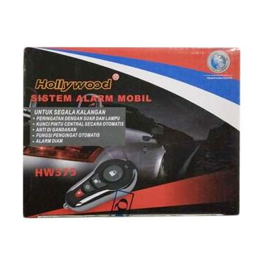 Hollywood HW375 Alarm Mobil