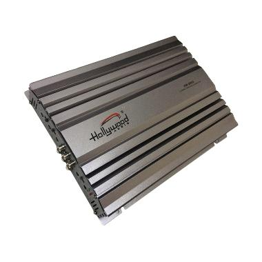 Hollywood HW8000 Power Amplifier Audio Mobil