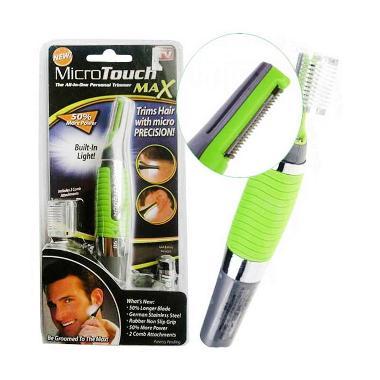 Jual Micro Touch Max Terbaru - Harga Murah  ae39c717a9