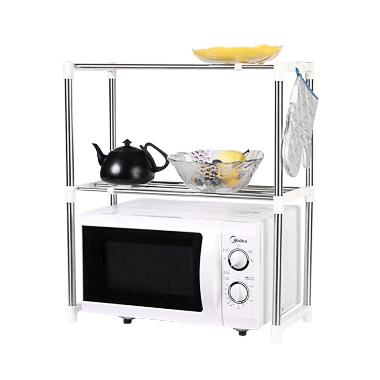 Home-Klik Microwave Oven Stainless  ... k - Rak Penyimpanan Dapur