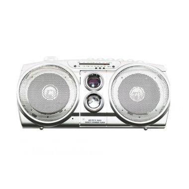 Fudai FD-218RC Silver Radio dan Cas ...