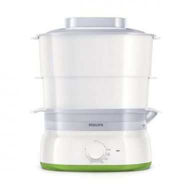 Philips HD-9104 Putih Food Steamer  ...