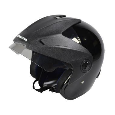 Honda Genuine Accessories TRX-3 Helm Half Face