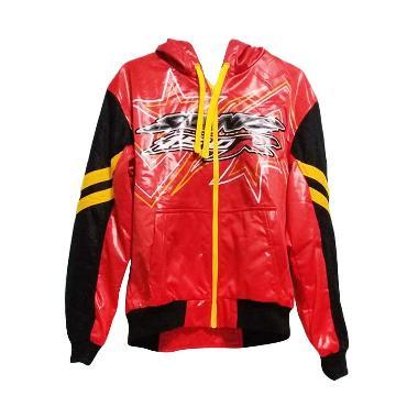 Honda Sonic Hoodie Jacket - Red