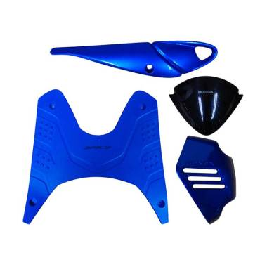 harga Paket Resmi Aksesoris Reseller - LAYZ MOTOR Blue Blibli.com