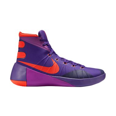 quite nice 7be72 d0191 ... coupon for nike hyperdunk 2015 749561 565 purple sepatu basket c63f2  396ef
