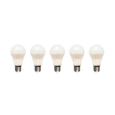 HORI Kuning Lampu LED [6 Watt / 5 P ...