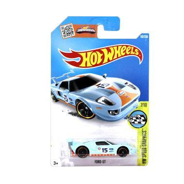 Hot Wheels Ford Gtcast