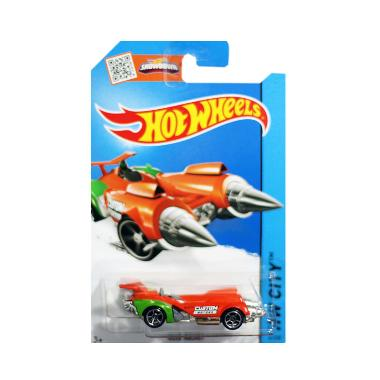 Hot Wheels Ollie Rocket Diecast HW Glow Wheels