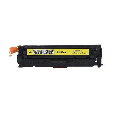 HP 305A CE412A Toner Compatible - Yellow