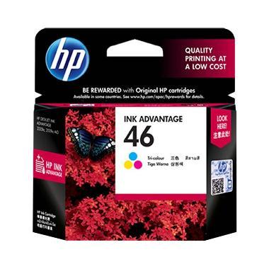 HP 46 Colour Tinta Printer