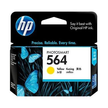 HP 564 Tinta Printer - Kuning