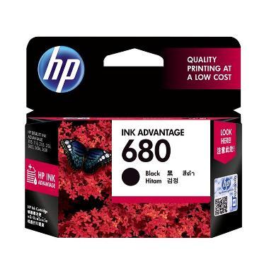 HP 680 Ink Cartridge - Black