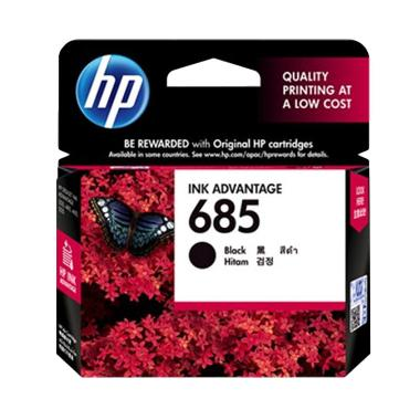 HP 685 Black Tinta Printer