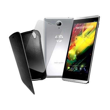 HP 7 Voice Tab BALI 2 Tablet - Whit ... een Protector + Flipcover