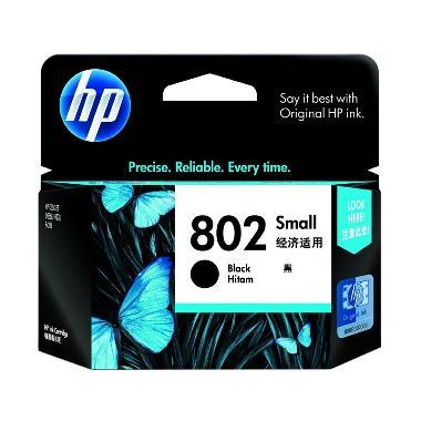 HP 802 Ink Cartridge - Small Black
