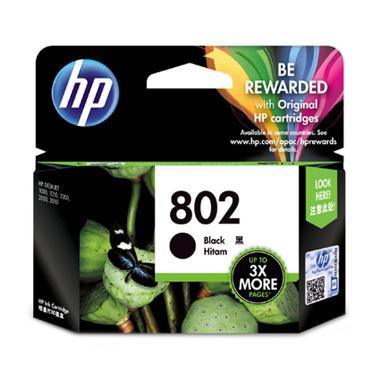 HP 802 XL Black Ink Cartridge