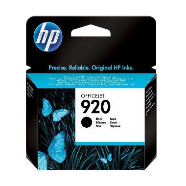 HP 920 Tinta Printer - Hitam