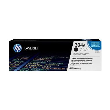 HP CC530A Black Toner Cartridge [304A]