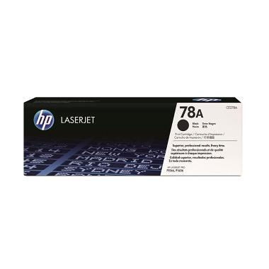 HP CE278A Toner Cartridge 78A - Black