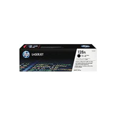 HP CE320A Toner Cartridge [128A] - Black