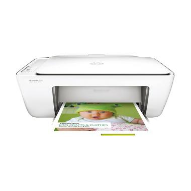 HP Deskjet 2132 All In One White Printer