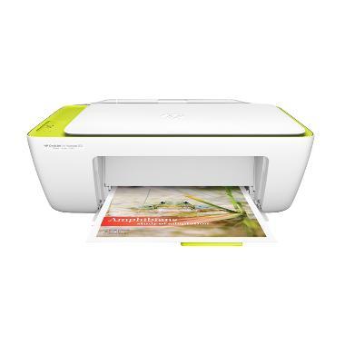 HP Deskjet 2135 All In One White Printer