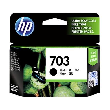 HP Deskjet 703 Ink Cartridge - Black