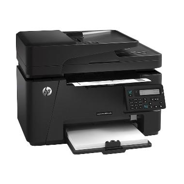 HP LaserJet Pro MFP M127fn Printer