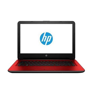 HP 14-AC003TU Red Notebook [Celeron N3050/2 GB/500 GB/DOS]