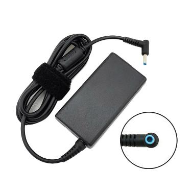 HP Original Adaptor Charger for Lap ... 5 V/2.31 A/45 W/Blue Pin]