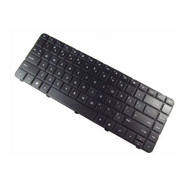 HP Keyboard Laptop For HP CQ43 Black