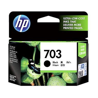 HP 703 Tinta Printer - Black
