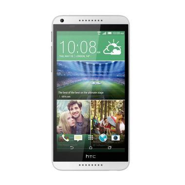 HTC Desire 816 Smartphone - White [8GB/ 1.5GB]