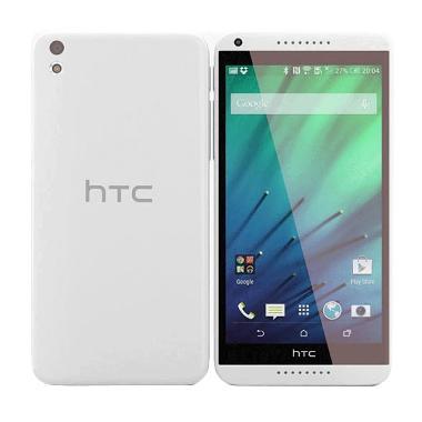 Htc Desire 816G Smartphone - Putih [8GB/ 1GB/ Dual SIM]