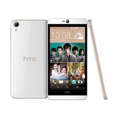 HTC Desire 826 Smartphone - White [16GB/ 2GB]
