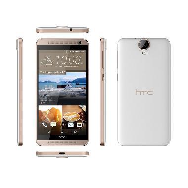 HTC One E9 Plus Classic Rose Gold Smartphone