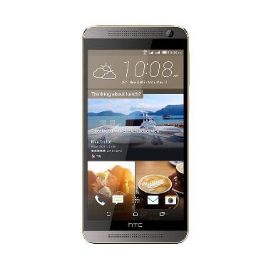 HTC One E9 Plus Smartphone - Gold Sepia [32 GB/3 GB]