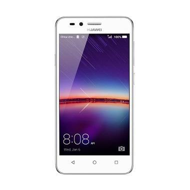 Huawei Y3 II LTE Smartphone - White Free Perdana Simpati & Paket Data 4G