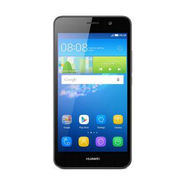 Huawei Y6 Smartphone - Hitam [LTE/2 GB/8 GB]