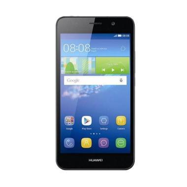Huawei Y6 4G SCL-L21 Smartphone - Hitam [ 8 GB]