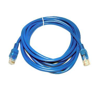 jual hx cat5e stright kabel lan with konektor rj45 3 m online harga kualitas terjamin. Black Bedroom Furniture Sets. Home Design Ideas