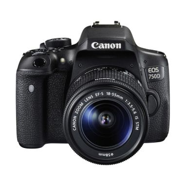 Canon EOS 750D KIT 18-55mm STM WiFi Kamera DSLR